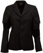 Comme des Garcons buttoned jacket