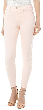 Liverpool Los Angeles Abby Skinny Jeans in Dawn Pink