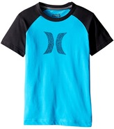Hurley Drifit Icon Raglan (Little Kids)