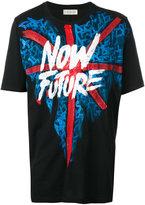Faith Connexion hand-painted Now Future T-shirt - unisex - Cotton - XS