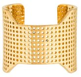 Jennifer Fisher XL Perforated Cuff