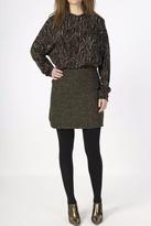 Skunkfunk Herringbone Skirt