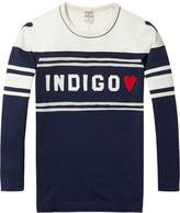 Scotch & Soda Indigo Sportive Sweater