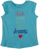 Pink Chicken Evie Graphic Tee (Toddler/Kid) - Happy-5 Years