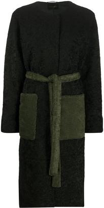 Stine Goya Long-Sleeve Belted Coat