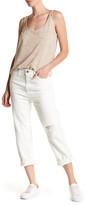 MiH Jeans Jeanne Distressed Jean