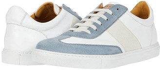 Mezlan Wyatt (Grey/White) Men's Shoes