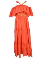 Blugirl Off Shoulder Dress