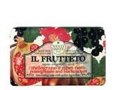 Nesti Dante Pomegranate & Blackcurrant Soap by 250g Bar)