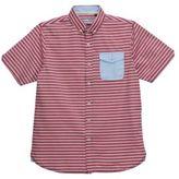 Sovereign Code Striped Cotton Shirt