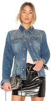 Frame Le Studded Jacket.