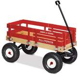 Radio Flyer All-Terrain Cargo Wagon - Red