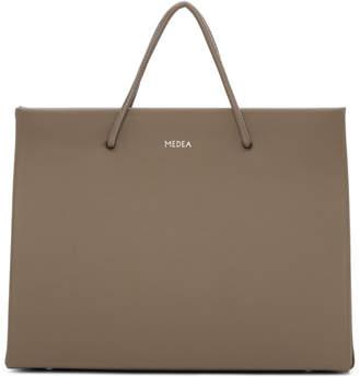 Medea Taupe Prima Hanna Bag