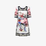 Dolce & Gabbana Majolica printed dress