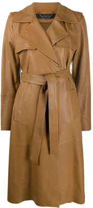 FEDERICA TOSI Belted Trench Coat