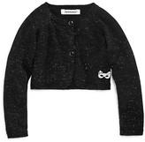 3 Pommes Girls' Knit Bolero Cardigan - Baby