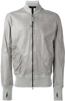 Isaac Sellam Experience - Reflechissant jacket - men - Calf Leather - M