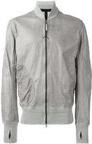Isaac Sellam Experience Reflechissant jacket