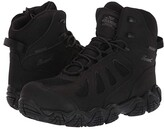 Thorogood 6 Crosstrex Side Zip Waterproof Comp Toe (Black) Men's Boots