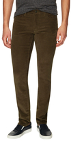 Vince Soho Cotton Button Fly Corduroy Pants