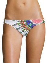 Trina Turk Buckle Side Hipster Bikini Bottom