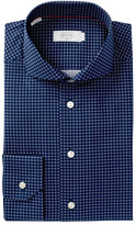 Eton Medallion Slim Fit Dress Shirt