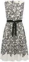 M&Co Floral print prom dress