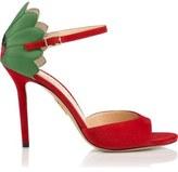 Charlotte Olympia Marge Ladybug Sandal (Women)