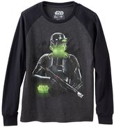 Boys 8-20 Rogue One: A Star Wars Story Glow-In-The-Dark Tee