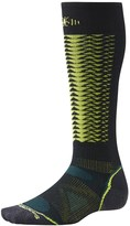 Smartwool PhD V2 Downhill Racer Socks - Merino Wool, Over the Calf (For Men and Women)
