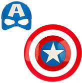 Disney Captain America Mask & Shield Set