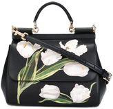 Dolce & Gabbana tulip print 'Sicily' tote