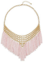 Expression V-Tassel Chain Necklace