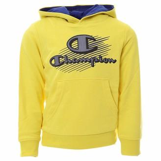 Champion Boy's Seasonal Graphic Shop Comics Hooded Sweatshirt
