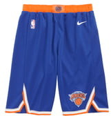 Nike Icon New York Knicks Basketball Shorts