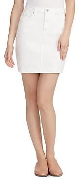 Ella Moss Denim Mini Skirt