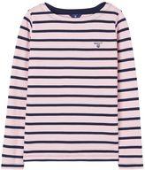 Gant Girl Breton Boatneck Sweater