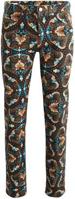 Dries Van Noten Paisley print Pender trousers
