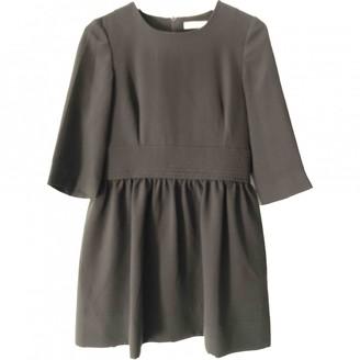Gat Rimon Khaki Polyester Dresses