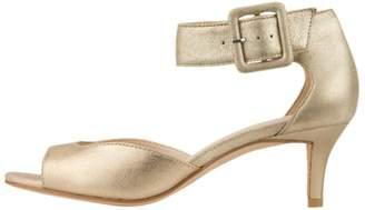 Pelle Moda Platino Ankle Sandal