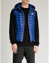 Moncler Gien hooded shell-down gilet