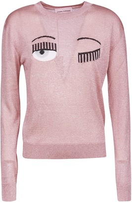 Chiara Ferragni Small Flirting T-shirt