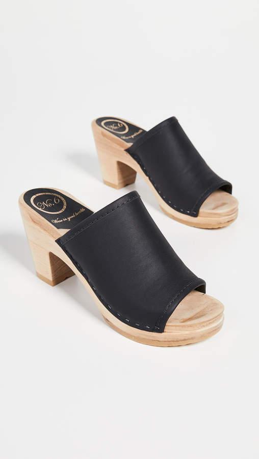 6e7077372008b Daria High Heel Clogs