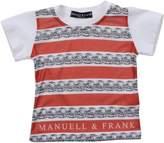 Manuell & Frank T-shirts - Item 37787996