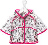 Kenzo cactus print raincoat - kids - Polyurethane - 12 mth