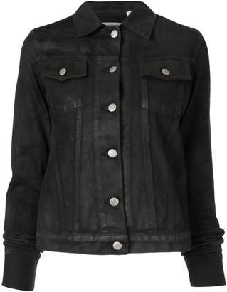 Helmut Lang Pre-Owned 1999 faded denim jacket