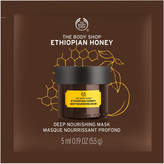 The Body Shop Ethiopian Honey Deep Nourishing Mask Sachet