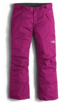 The North Face Girl's 'Freedom' Insulated Pants