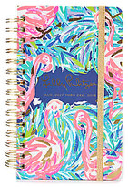 Lilly Pulitzer Flamenco Beach 2017-2018 Medium Agenda