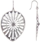 Lucky Brand Openwork Oversized Drop Earrings